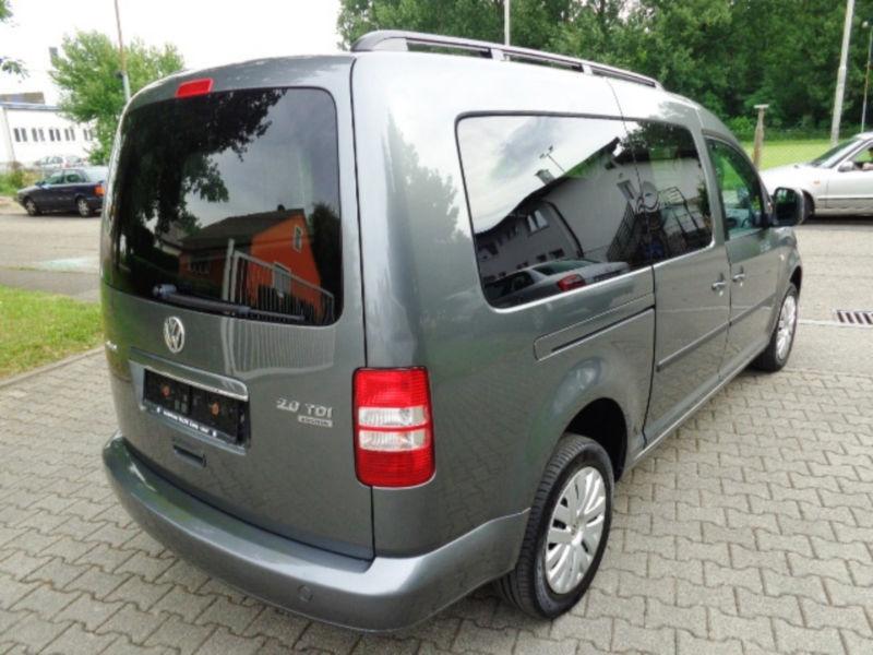 verkauft vw caddy 2 0 tdi 140 ps diesel gebraucht 2012 km in edewecht. Black Bedroom Furniture Sets. Home Design Ideas