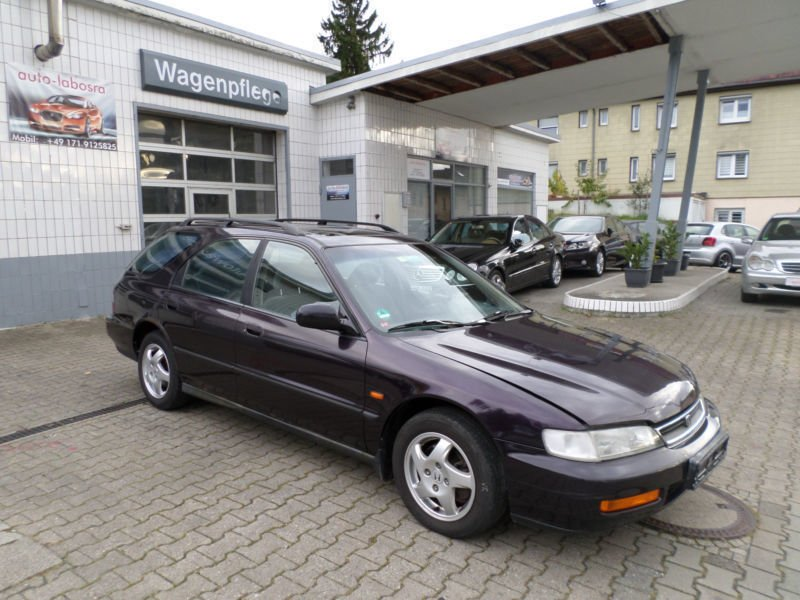 verkauft honda accord aero deck ls gebraucht 1997 km in kempten. Black Bedroom Furniture Sets. Home Design Ideas