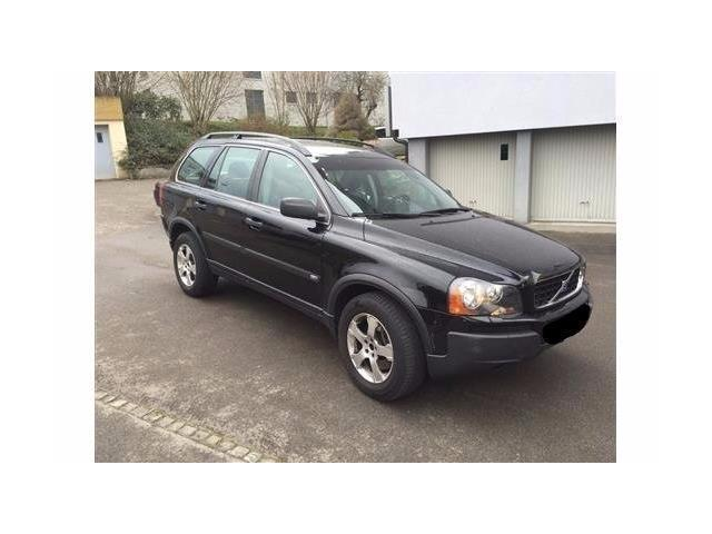 verkauft volvo xc90 xc 902 5t automati gebraucht 2004 km in dinklage. Black Bedroom Furniture Sets. Home Design Ideas