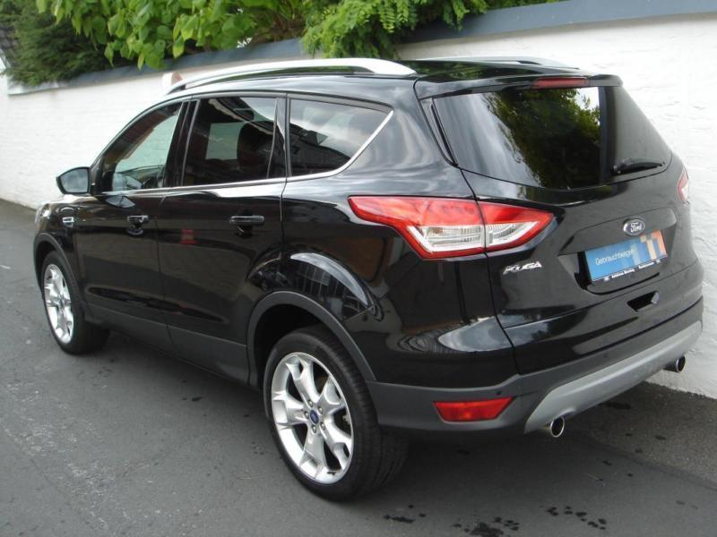 gebraucht 2 0 tdci 4x4 titanium ford kuga 2013 km in nordstemmen. Black Bedroom Furniture Sets. Home Design Ideas