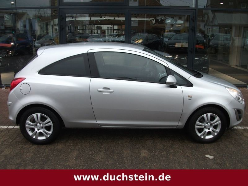 verkauft opel corsa d 1 4 satellite gebraucht 2011 km in delmenhorst. Black Bedroom Furniture Sets. Home Design Ideas