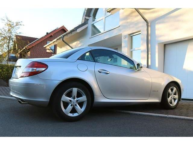 verkauft mercedes slk200 kompressor gebraucht 2006 km in halver. Black Bedroom Furniture Sets. Home Design Ideas