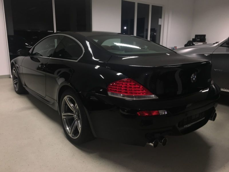 verkauft bmw m6 coupe schwarz matt nav gebraucht 2007 km in bremen. Black Bedroom Furniture Sets. Home Design Ideas