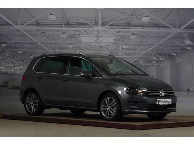 verkauft vw golf sportsvan 1 4 tsi bmt gebraucht 2017 7. Black Bedroom Furniture Sets. Home Design Ideas