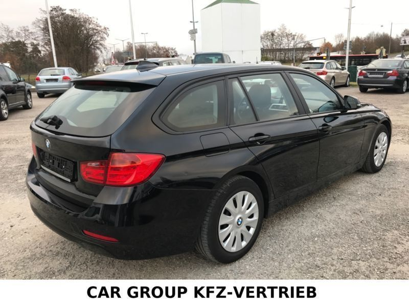 verkauft bmw 318 d touring f31 navi x gebraucht 2014. Black Bedroom Furniture Sets. Home Design Ideas