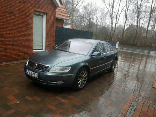 verkauft vw phaeton gebraucht 2007 km in leer ostfriesland. Black Bedroom Furniture Sets. Home Design Ideas
