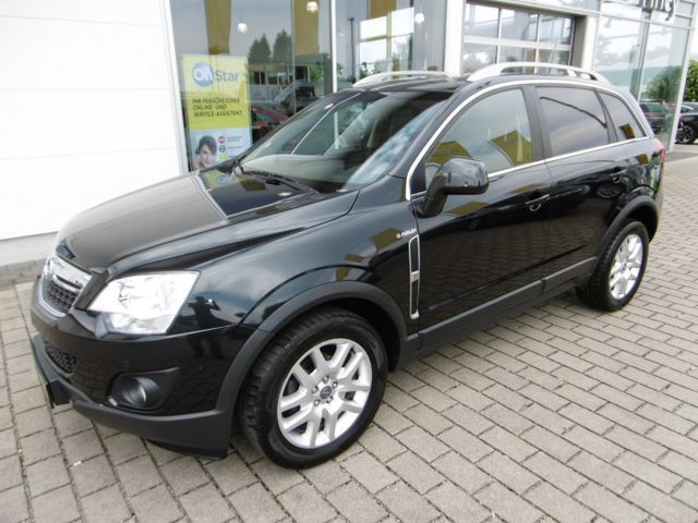gebraucht 2 2 cdti 4x4 aut cosmo opel antara 2011 km in bad wildungen. Black Bedroom Furniture Sets. Home Design Ideas