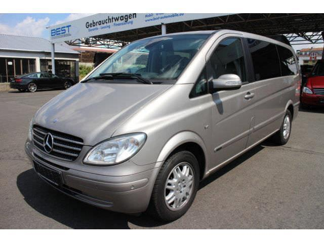 verkauft mercedes viano fun 3 0v6 cdi gebraucht 2008 km in karlstadt. Black Bedroom Furniture Sets. Home Design Ideas