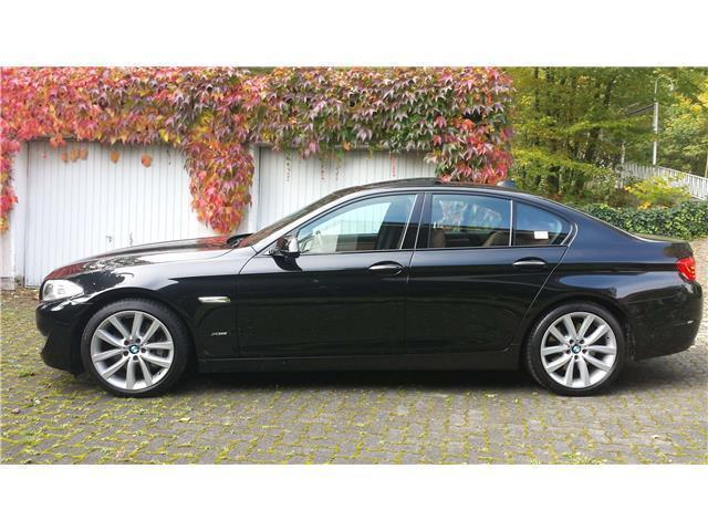 verkauft bmw 530 5er xdrive aut gebraucht 2011 km in kassel. Black Bedroom Furniture Sets. Home Design Ideas