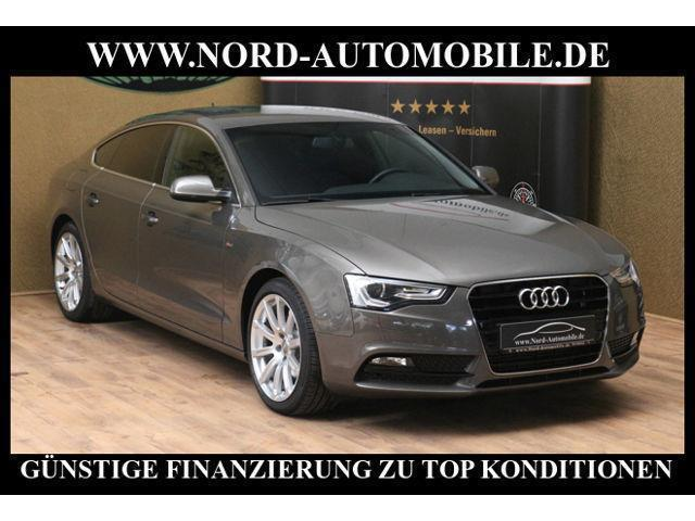 verkauft audi a5 2 0 tdi sportback mul gebraucht 2014. Black Bedroom Furniture Sets. Home Design Ideas