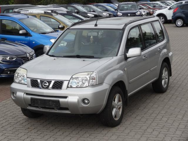verkauft nissan x trail dci 4x4 ledalu gebraucht 2005 km in neubrandenburg. Black Bedroom Furniture Sets. Home Design Ideas