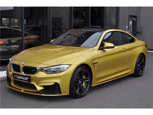 verkauft bmw m4 coupe dkg navi head u gebraucht 2014 6. Black Bedroom Furniture Sets. Home Design Ideas