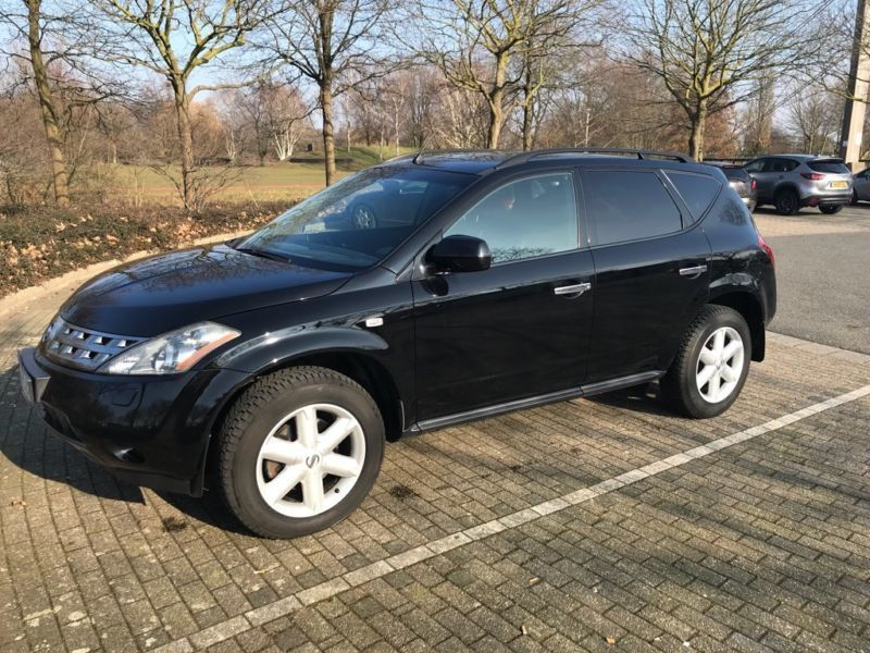 verkauft nissan murano 3 5 gebraucht 2006 km in. Black Bedroom Furniture Sets. Home Design Ideas