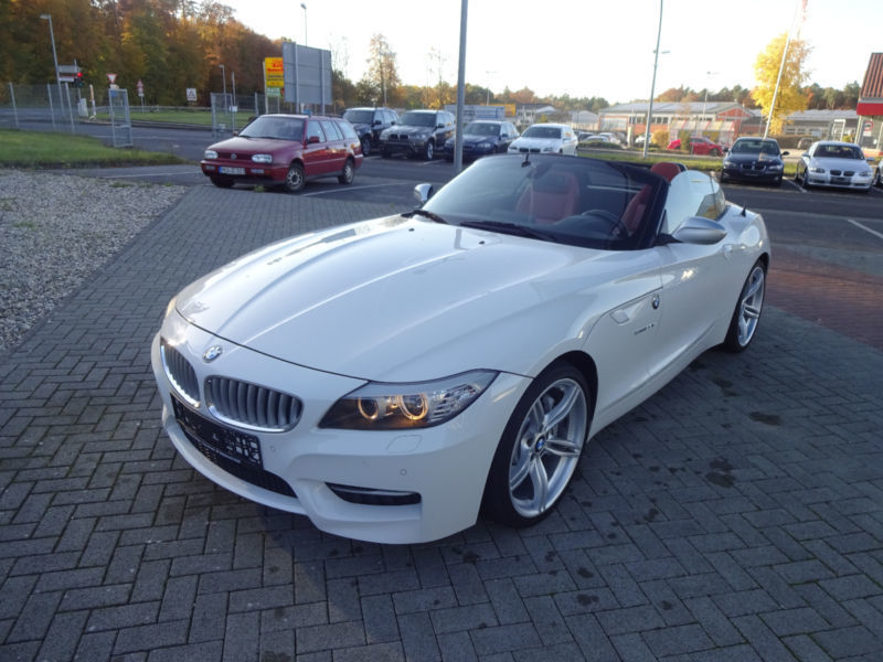verkauft bmw z4 sdrive 35i leder navi gebraucht 2011 km in backnang. Black Bedroom Furniture Sets. Home Design Ideas