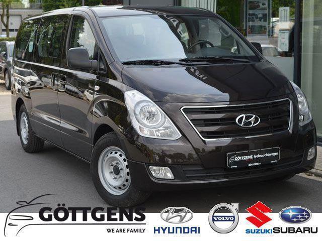 verkauft hyundai h-1 2.5 crdi travel a., gebraucht 2016, 30.249 km