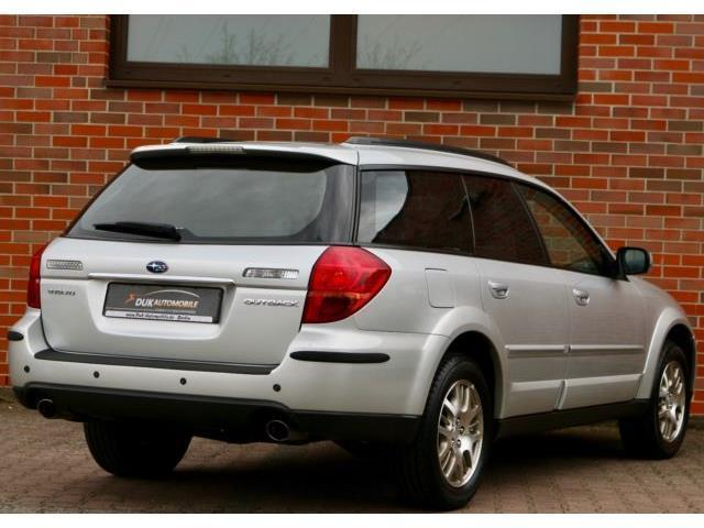verkauft subaru outback outback gebraucht 2005 km in pankow. Black Bedroom Furniture Sets. Home Design Ideas