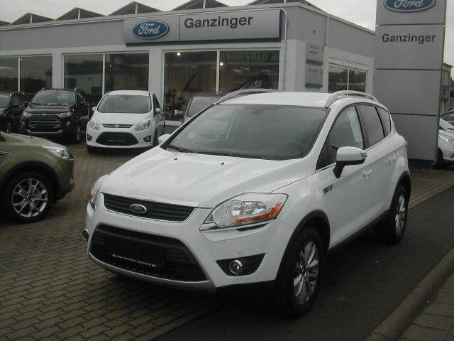 verkauft ford kuga titanium 2x4 tdci gebraucht 2011 km in heidenfeld. Black Bedroom Furniture Sets. Home Design Ideas