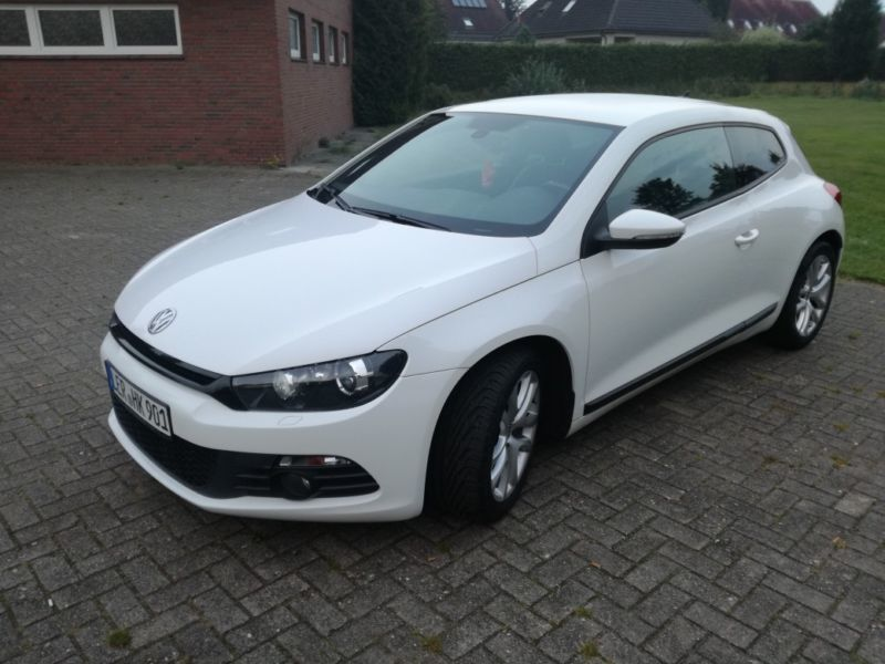 verkauft vw scirocco 2 0 tsi dsg gebraucht 2009 km in weener. Black Bedroom Furniture Sets. Home Design Ideas