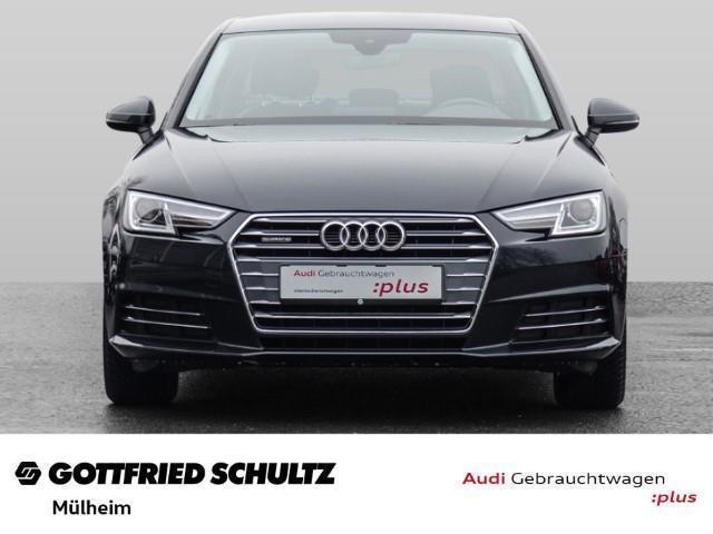 gebraucht Audi A4 2.0 TDI Quattro S-tronic Sport - Klima,Xenon,Sitzheizung,Alu,Servo,