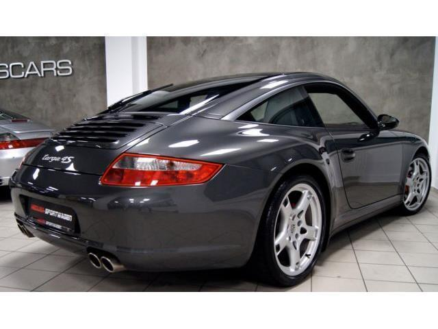 verkauft porsche 911 targa 4s 997exclu gebraucht 2007. Black Bedroom Furniture Sets. Home Design Ideas