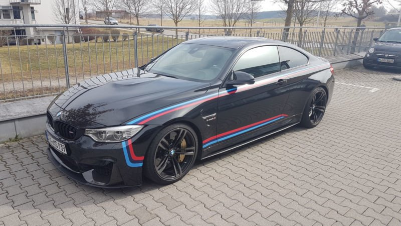 verkauft bmw m4 coupe dkg m performanc gebraucht 2014. Black Bedroom Furniture Sets. Home Design Ideas