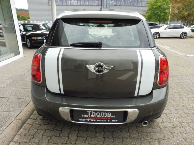 verkauft mini cooper d countryman all4 gebraucht 2010 km in hemsbach. Black Bedroom Furniture Sets. Home Design Ideas