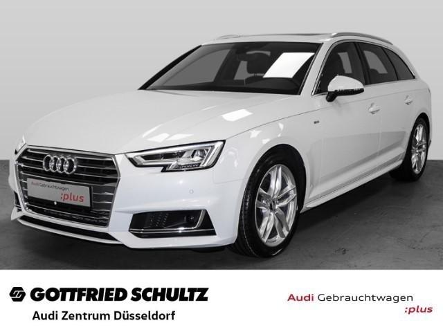 gebraucht Audi A4 Avant 2.0 TDI DPF 6-Gang S-Line - Klima,Schiebedac