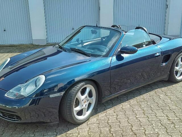 verkauft porsche boxster gebraucht 1998 km in d ren. Black Bedroom Furniture Sets. Home Design Ideas