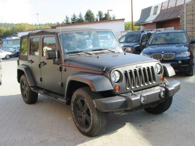 verkauft jeep wrangler 3 6 v6 jk8 spor gebraucht 2012 km in buchloe. Black Bedroom Furniture Sets. Home Design Ideas