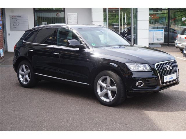 gebraucht 2 0 tdi quattro s line pdc gra climatronic audi q5 2016 km in rechberghausen. Black Bedroom Furniture Sets. Home Design Ideas