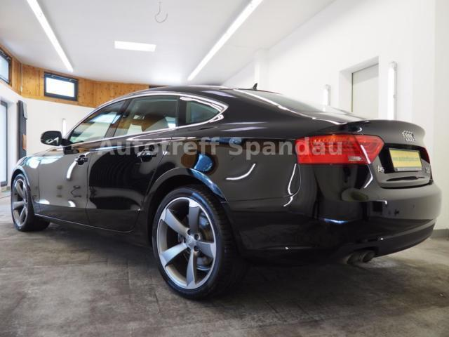 Audi a5 sportback s line 2012 gebraucht 4