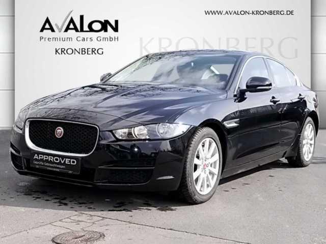 verkauft jaguar xe 20d aut pure 1 9 gebraucht 2015 km in kronberg. Black Bedroom Furniture Sets. Home Design Ideas