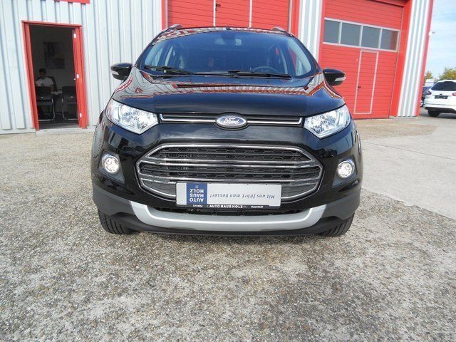 verkauft ford ecosport trend 1 5 ltr gebraucht 2015 500 km in landau. Black Bedroom Furniture Sets. Home Design Ideas
