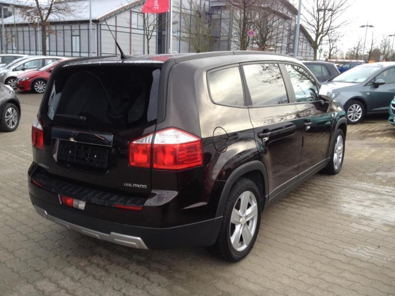 verkauft chevrolet orlando 1 4t lt gebraucht 2012 km in g tersloh. Black Bedroom Furniture Sets. Home Design Ideas