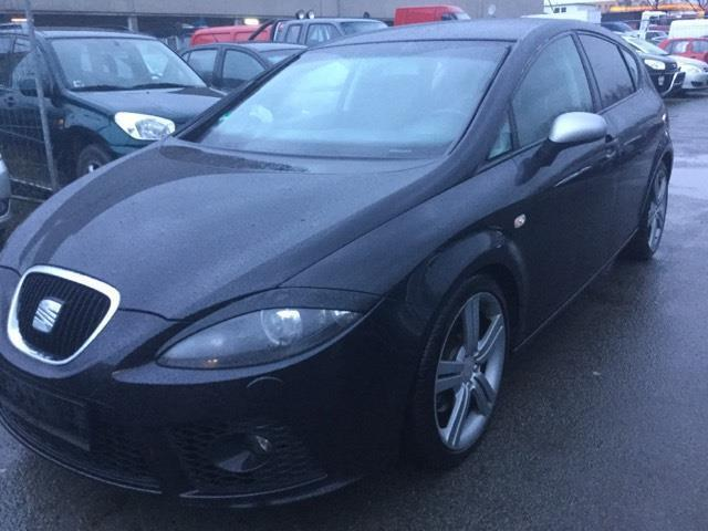 verkauft seat leon fr 1p1 gebraucht 2008 km in hamburg. Black Bedroom Furniture Sets. Home Design Ideas