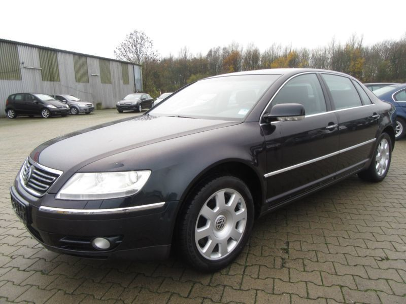 verkauft vw phaeton 5 0 v10 tdi 4motio gebraucht 2005 km in bochum. Black Bedroom Furniture Sets. Home Design Ideas