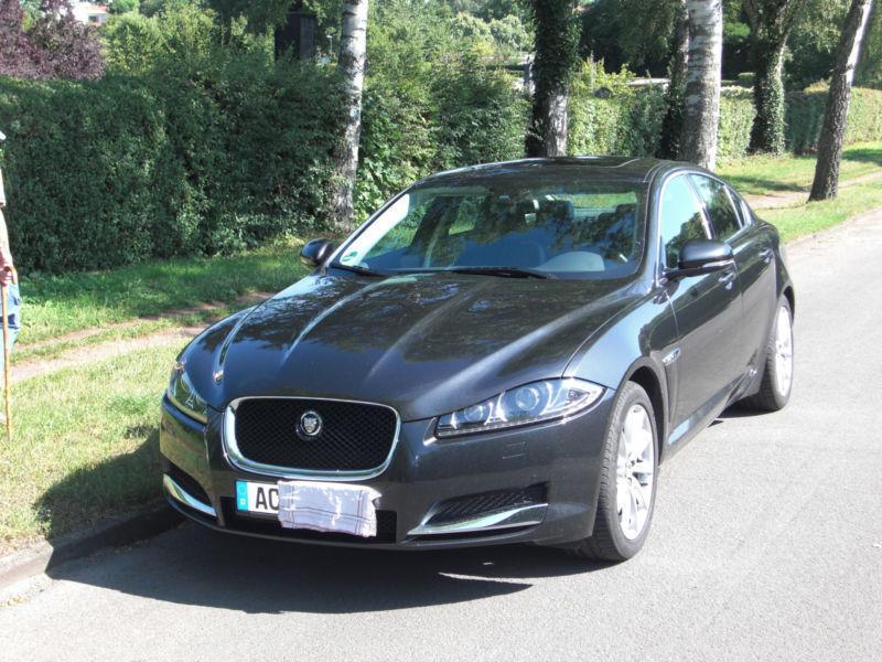 verkauft jaguar xf 3 0 v6 diesel s gebraucht 2013 km in rellingen. Black Bedroom Furniture Sets. Home Design Ideas