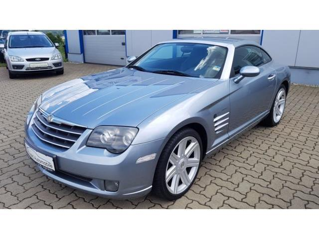 verkauft chrysler crossfire automatik gebraucht 2003 km in hermeskeil. Black Bedroom Furniture Sets. Home Design Ideas