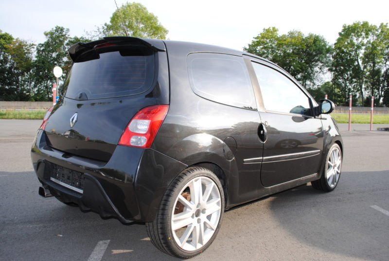 verkauft renault twingo dynamique gebraucht 2007 km in bischofsheim. Black Bedroom Furniture Sets. Home Design Ideas