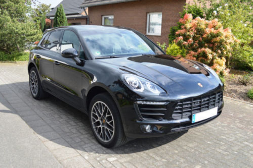 verkauft porsche macan s diesel pdk gebraucht 2014 km in erftstadt. Black Bedroom Furniture Sets. Home Design Ideas