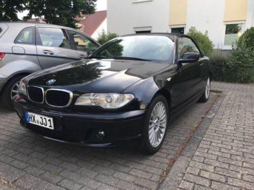 verkauft bmw 318 cabriolet gebraucht 2006 km in. Black Bedroom Furniture Sets. Home Design Ideas