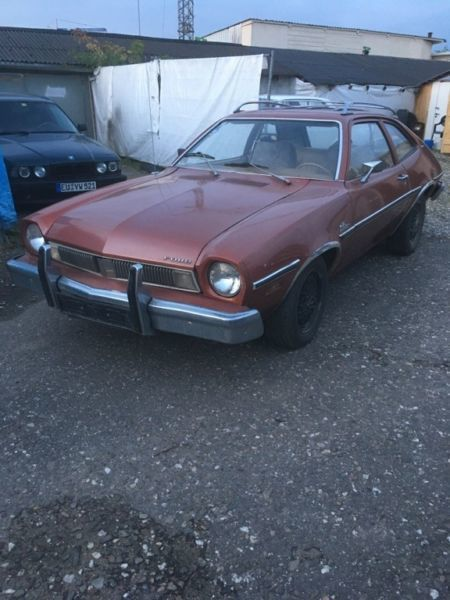 Verkauft Ford Pinto Gebraucht 1975 58 000 Km In Hurth