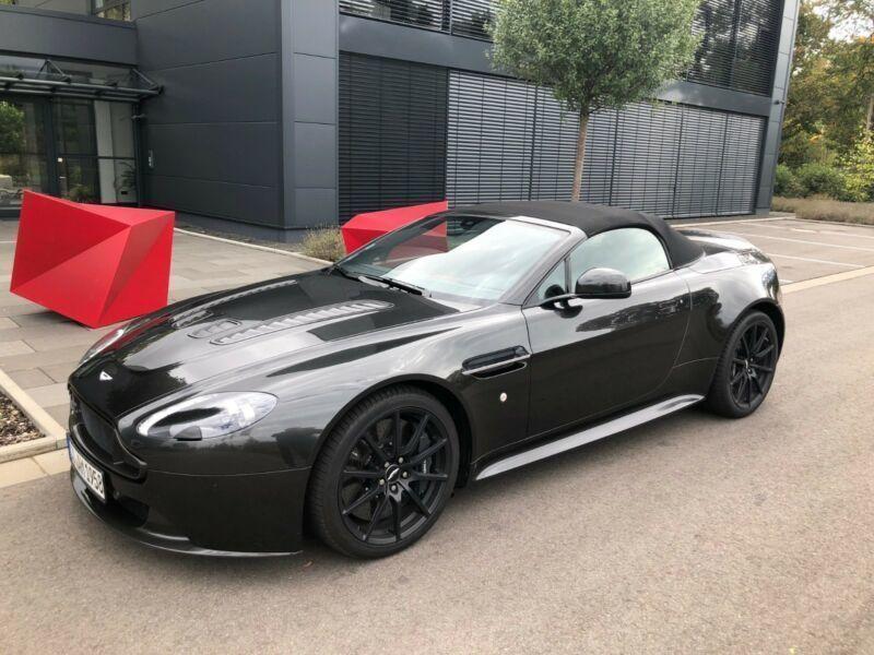 Verkauft Aston Martin V12 Vantage S Ro Gebraucht 2017 15 800 Km In Ludwigshafen