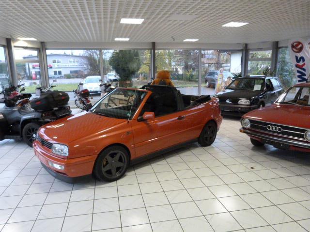 verkauft vw golf cabriolet cabrio 2 0 gebraucht 1997 km in malterdingen. Black Bedroom Furniture Sets. Home Design Ideas