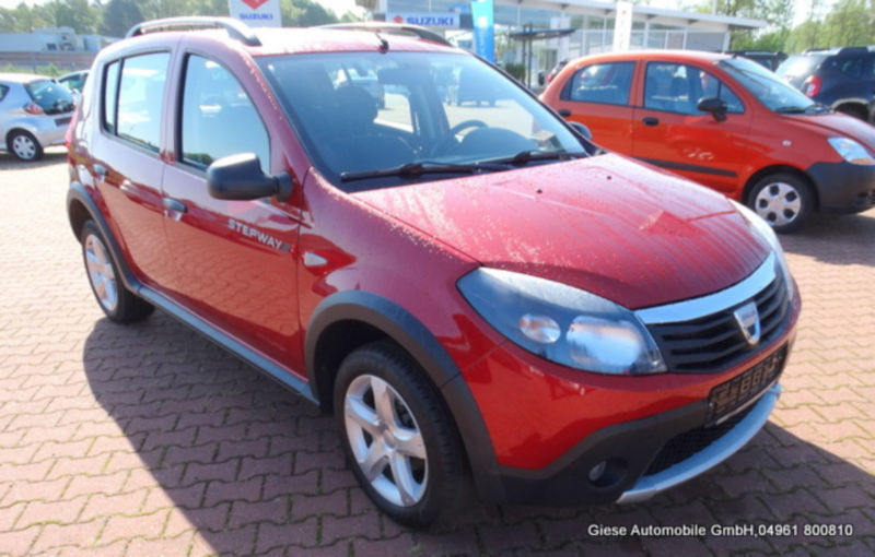 verkauft dacia sandero 1 5 dci stepway gebraucht 2011 km in freilassing. Black Bedroom Furniture Sets. Home Design Ideas