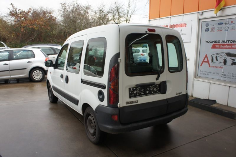 verkauft renault kangoo privilege gebraucht 2001 km in k ln. Black Bedroom Furniture Sets. Home Design Ideas