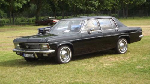 admiral gebrauchte opel admiral kaufen 9 g nstige autos zum verkauf. Black Bedroom Furniture Sets. Home Design Ideas