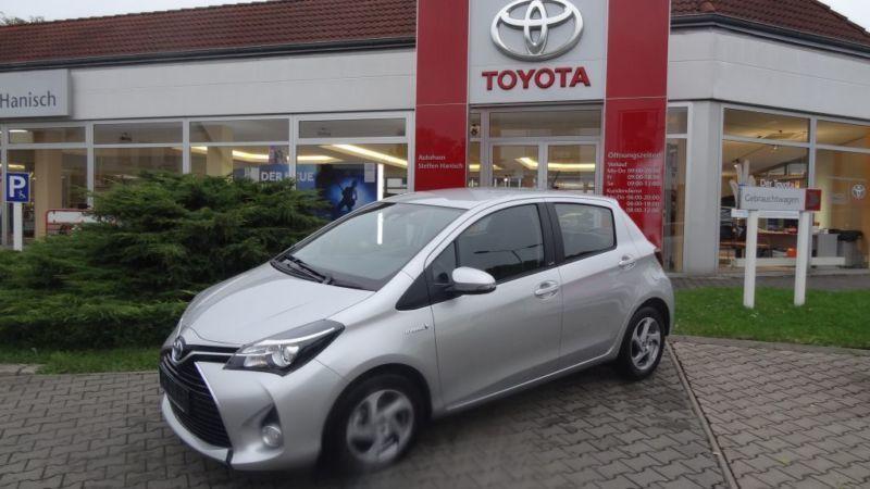 Toyota Yaris Hybrid 1.5 VVTi EditionS