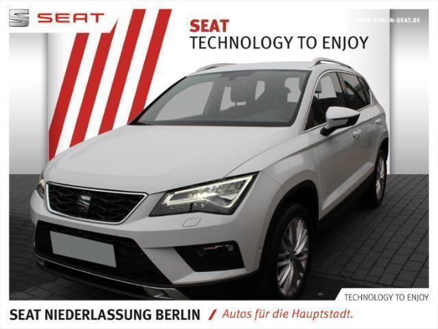 895 gebrauchte seat ateca seat ateca gebrauchtwagen. Black Bedroom Furniture Sets. Home Design Ideas