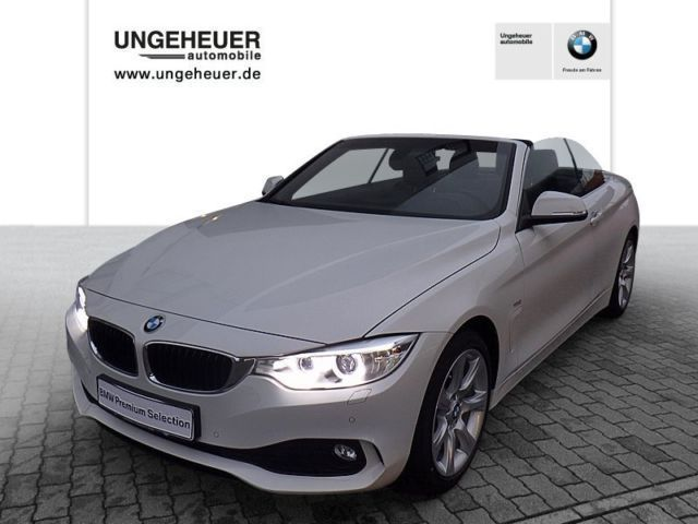 verkauft bmw 420 d cabrio gebraucht 2015 km in bruchsal. Black Bedroom Furniture Sets. Home Design Ideas
